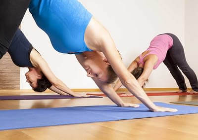 Yoga gegen Tinnitus