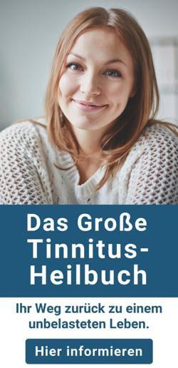Das Große Tinnitus-Heilbuch – Ohrgeräusche wirksam selbst behandeln.
